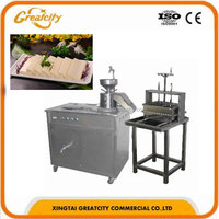Hot Sale Stainless Steel Automatic Bean Curd/ Tofu Making Machine