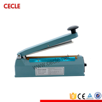 Professional sealing machie for plastic film/plastic bag/pp /pvc
