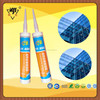 Factory Price Neutral Cure Waterproof Mildewproof Aluminum Silicone Sealant For Building