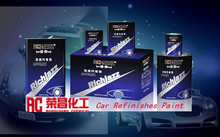 RongChang Auto Paint Colors