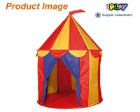 Pop-up Easy Fold Kids Circus Tents Toys