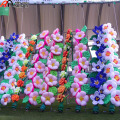 Wedding Party Decor Cheap Inflatable Flower Chain for Wholesale