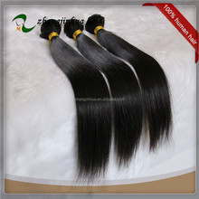 accept paypal mongolian 6A Grade Unprocessed silk straight natural color Virgin Human Hair