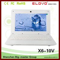 Promotion Laptop 1GB 4GB With RJ45 Multi-language 10.1inch