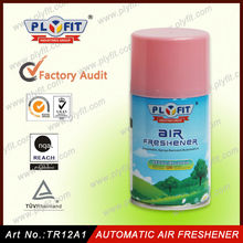 eco-friendly automatic air freshener spray refill for dispenser