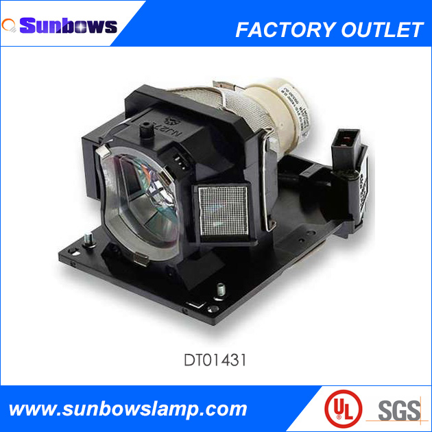 Sunbows Replacement Lamp With Housing For HITACHI CP-X2530WN Projector lamp code DT01431