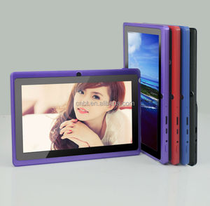 Super Slim 7 inch low price phone call tablet pc for all young people