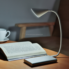 USB port portable high luminaire led table lamp speaker reading desk lamp speaker baby night light speaker