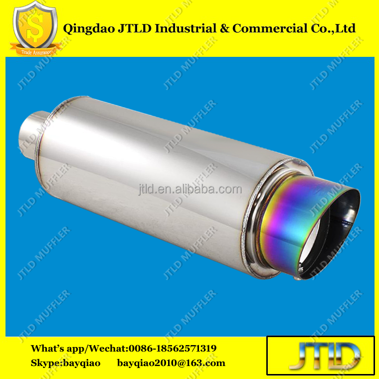 Car Titanium Exhaust Muffler HKS