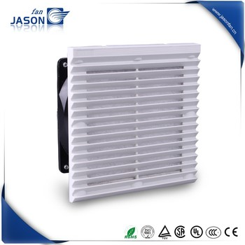 manufacturer air filter fan/ 150mm 150mm air filter panel cooling Fan/ RAL 7035 110v 220v Cabinet filter fan