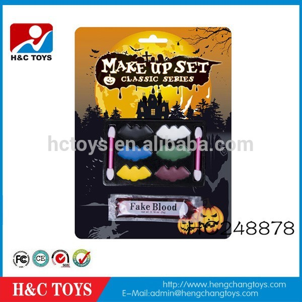 HC248878 Halloween Cosmetics make up face painting toys