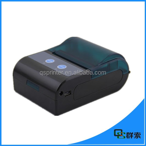 2 Inch Portable Wireless Bluetooth Handheld Printer Android Industrial Label Printer