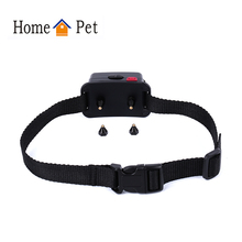 Longer rechargeable battery life personalized vibrating dog collar training