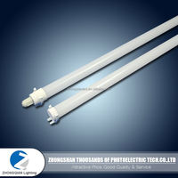 Long working life smd 2835 warm white 18W 4ft led tube lights