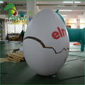 Attractive inflatable egg shape balloons