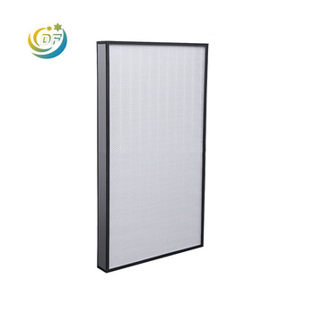Chinese factory manufacturing cheap price ventilation system operating room h13 h14 HEPA air filters