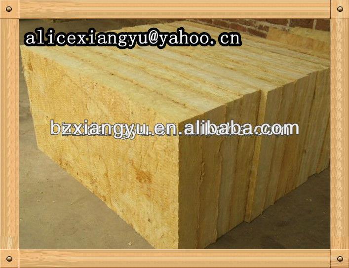 Shandong precio bajo alta densidad aislamiento t rmico manta de lana de roca tira tubo otros - Precio de aislamiento termico ...
