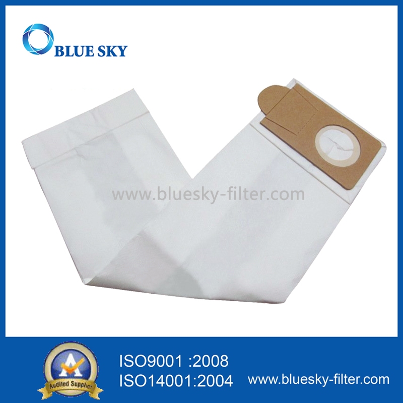 White Paper Dust Bag for Eureka Type LS Vacuum Cleaner Replace Part #5700, 5800, 62123 61820A