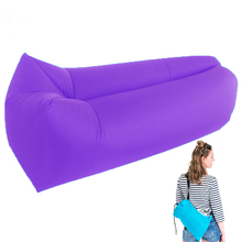Promotion Portable Inflatable Lazy Bag Sofa