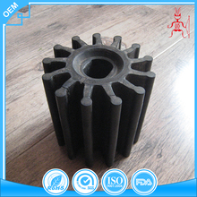 Customized flexible slurry pumping NR Rubber impeller