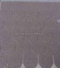 shandong Round/fish-scale type asphalt shingle