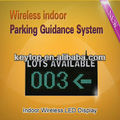 Wireless Car Park Guidance System