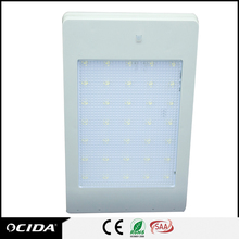 2016 hot sale IP65 led street light solar with Light Control & Radar Induction