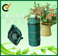 china pp woven 50 kg wine bottle air bag