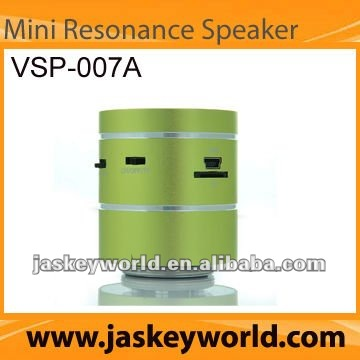 portable mini speaker with solar power charger, factory
