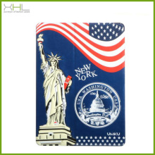 3D UMKU PU Leather Stand Smart Case Cover For iPad 2 3 4