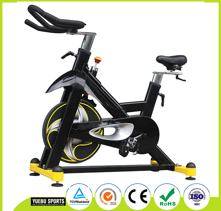 2017 New Design Easy Installation Spin Cycle Exercise Bike