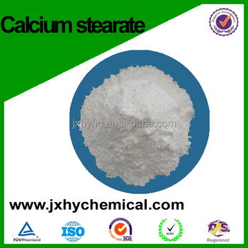 calcium stearate pvc stabilizer with msds in plastic auxiliary agents