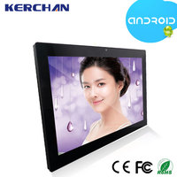Kerchan 21.5 inch Commercial use HD Android Tablet pc with lcd screen