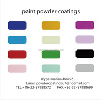 Colors Electrostatic Spray Powder Coating Paint