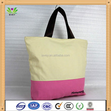 Factory outlet eco-friendly cotton handled canvas bag