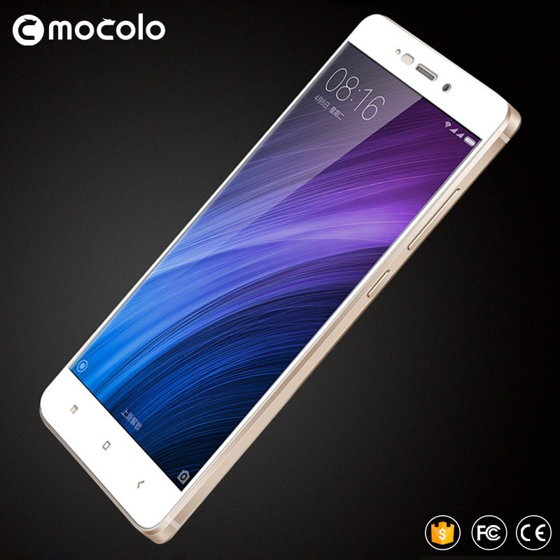 Most popular 9H full cover Tempered Glass Screen Protector For Xiaomi Redmi4