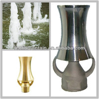 classical cedar shape water fountain nozzle
