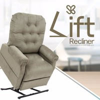 New Recliner Comfortable Relaxing Massage Lift