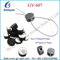 Manufacturer Meter Aluminum Lead Seal GY