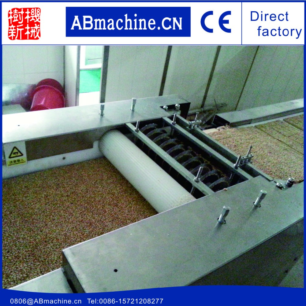 Peanut bar cereal bar cutting machine granola bar machine
