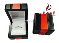 Sofa Shaped Jewelry Box Lacquer Double Ring Box