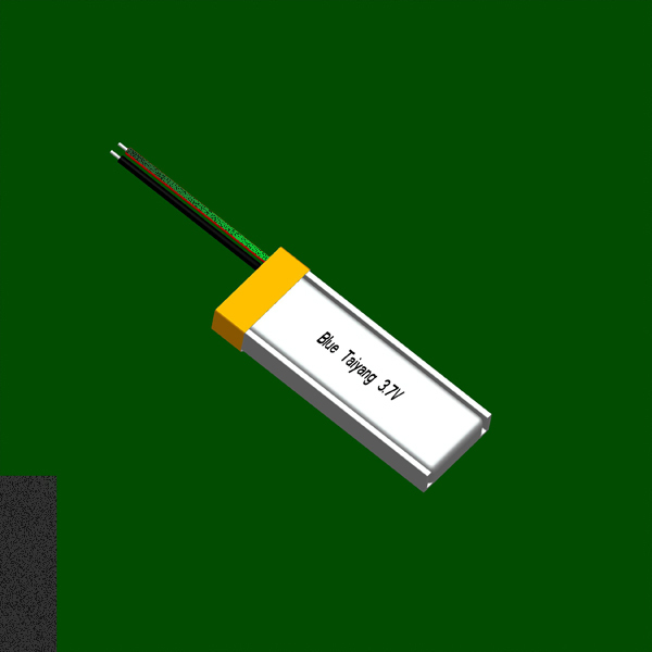 401133 110mAh 3.7v oem rechargeable lithium polymer battery