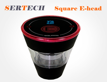 2014 Huge Ecigator Ehookah Ecig square e head