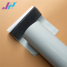 High Quality Black Back One Way Vision Vinyl Film For Glass Window