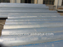 low price and high quality hot dip galvanized steel drain pipe