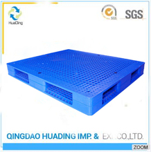 1400x1200 Used double deck PP material plastic pallets for stacking