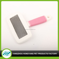 2015 new design pet brush, pet products, pet accessories factory