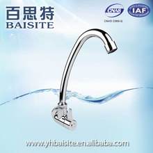 China manufacturers abs faucets single cold tap long level kitchen faucet