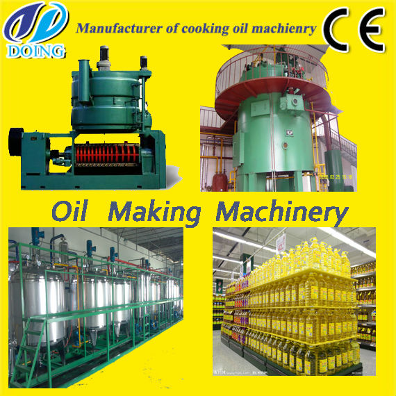 Cooking oil making line/Edible oil making line/jatropha curcas oil processing line