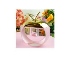 Hot Sale colorful apple Crystal Perfume Bottle For Car Decoration Gifts